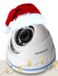 Компания IPTRONIC поздравляет вас c Новым Годом и Рождеством!