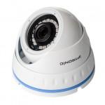 Компактная 1 Мп купольная IP камера IPTRONIC IPT-IPL720DM(3,6)P – уже в продаже