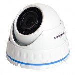 Новая 1 Мп купольная IP камера IPTRONIC IPT-IPL720DM(2,8) - с объективом 2,8 мм