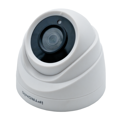 Купольная AHD/CVI/TVI/CVBS видеокамера IPTRONIC IPT-QHD720DP(2,8)