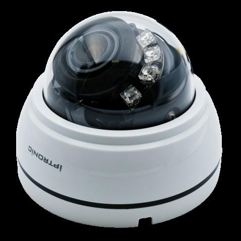 Купольная IP-видеокамера IPTRONIC IPT-IPL1080DP(2,8-12)P