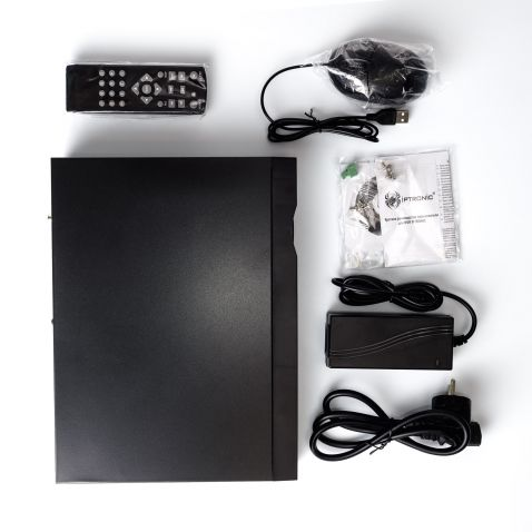 IP Видеорегистратор IPTRONIC NVR2420