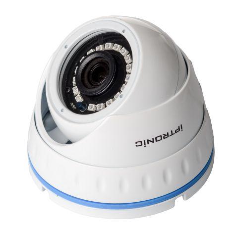 Купольная AHD видеокамера IPTRONIC IPT-AHD720DM(3,6)