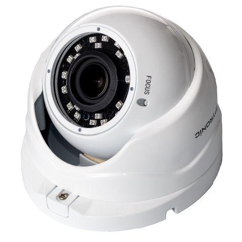 Купольная AHD видеокамера IPTRONIC IPT-AHD720DM(2,8-12)