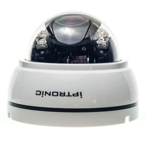 Купольная AHD видеокамера IPTRONIC IPT-AHD1080DP(2,8-12)