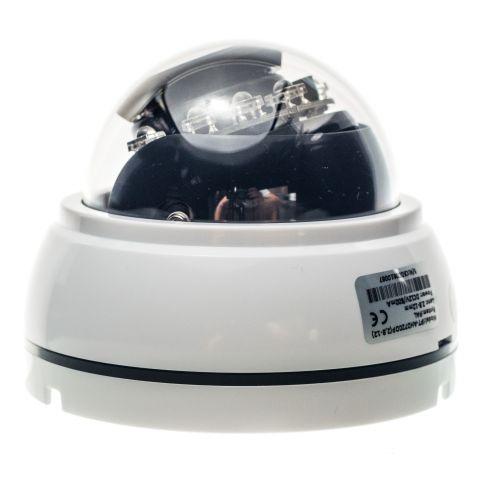 Купольная AHD видеокамера IPTRONIC IPT-AHD720DP(2,8-12)