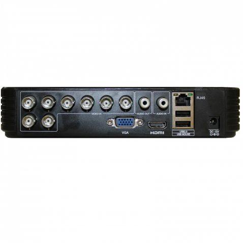 Мультиформатный видеорегистратор IPTRONIC AHDR0820QNX