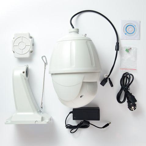 Поворотная IP видеокамера IP7HS200(36x)IR120PF
