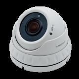Купольная AHD/CVI/TVI/CVBS видеокамера IPTRONIC IPT-QHD1920DM(2,8-12)