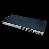 Коммутатор PoE IPTRONIC PS1-E19P16